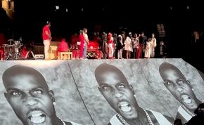 DMX: megható képek, ahogy a legendás rapperre emlékezetek barátai, rajongói