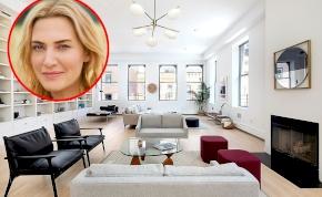 Nézz be Kate Winslet álomotthonába, ami több mint 1,7 milliárd forintot ér! – képek