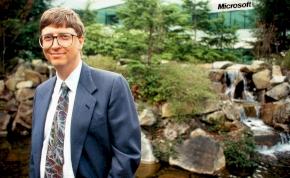 Így néz ki Bill Gates csúcsmodern otthona, az egyik a sok közül - le fog esni az állad a képek láttán!