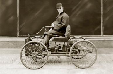 125 éves az első autó, amely kigördült a legendás Henry Ford gyárából - így nézett ki a csodajármű