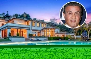 Eladóvá vált Sylvester Stallone álomotthona – Nézd meg a 25 milliárd forintot érő ingatlant!