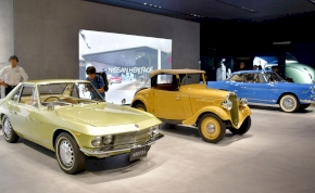 110 éve alapították a Nissant – fotógaléria