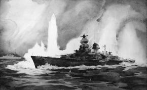 Bismarck: 80 éve süllyedt el a német haditengerészet büszkesége