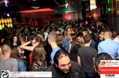 Debrecen, Club Mix- 2013. November 23., szombat este