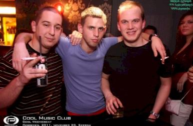 Debrecen, Cool Club - 2011. november 23. Szerda