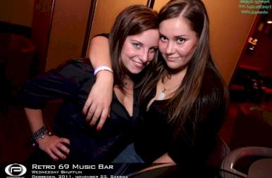 Debrecen, Retro 69 Music Bar - 2011. november 23. Szerda