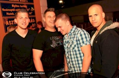 Club Celebration - 2012. április 28.