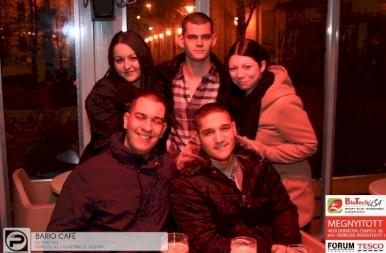 Debrecen, Bario Café - 2013. November 23., Szombat