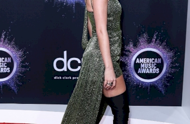 American Music Awards, Los Angeles, 2019.11.24.