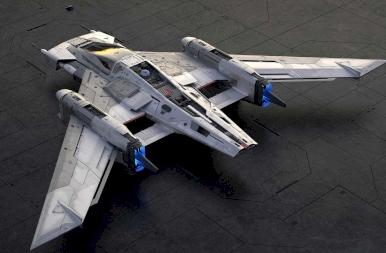 Star Wars: a Porsche új vadászgépe