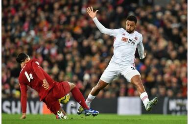 Premier Liga: Liverpool-Sheffield United, 2020.01.02.