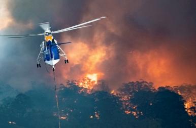 Ausztrália Lángokban - 2020. Január