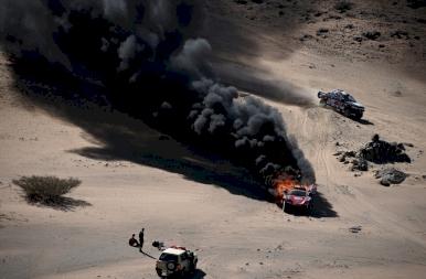 Dakar Rally 2020 - 1. szakasz