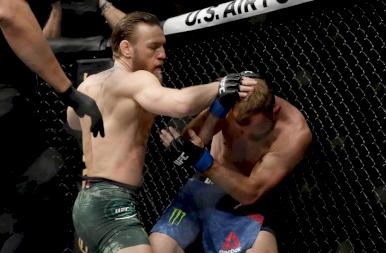 UFC 246: Conor McGregor brutális KO-ja