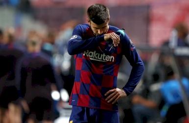 A Bayern München 8-2-re kiütötte a Barcelonát!
