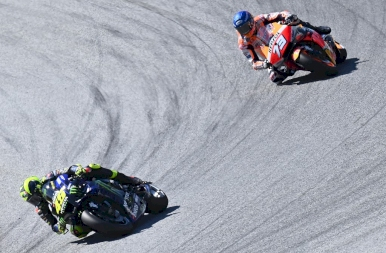 MotoGP Stájer Nagydíj időmérője képekben