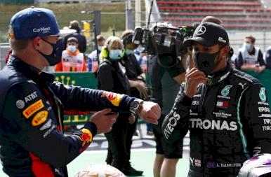Hamilton nyerte a Belga időmérőt