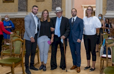 Az Év Széchenyi Vállalkozása 2020 díjazottjai