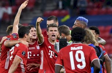 A Bayern München nyerte a Szuperkupát