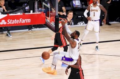 17. alkalommal bajnok a Los Angeles Lakers