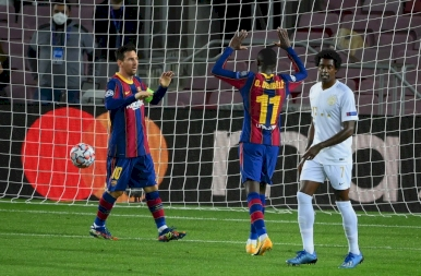 Ferencváros - Barcelona képekben