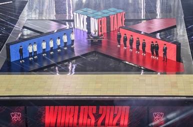 Megrendezték a League of Legends világbajnokság döntőjét
