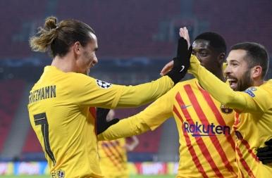 Ferencváros - Barcelona képes összefoglaló