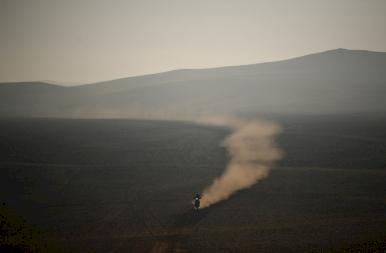 Csodálatos képek a Dakar Rally helyszínéről