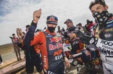 Véget ért a Dakar