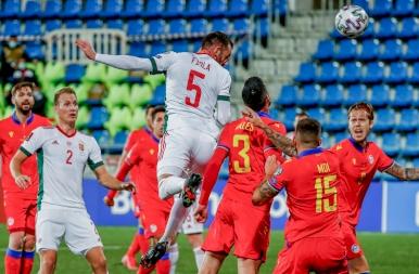 Andorra-Magyarország világbajnoki selejtező