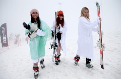 BoogelWoogel karnevál Szocsi hegyoldalain