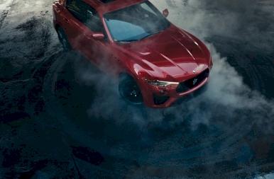 David Beckham a Maserati új márkanagykövete