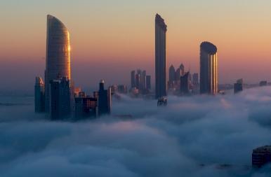 Lélegzetelállító képek az Arab Emírségekből