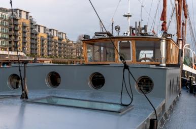 Laknál egy búzaszállító hajóban? Most megteheted!