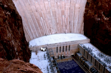 Hoover-gát: 90 éve kezdődött az USA egyik legnagyobb építkezése