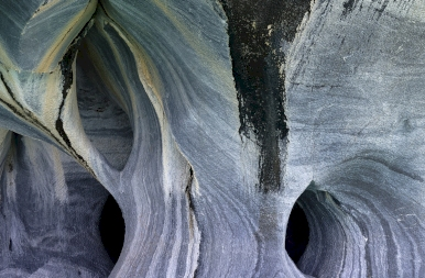 Chile csodái: nézd meg a káprázatos márvány barlangokat!