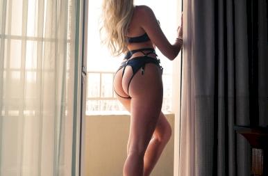 A szexi Khloe fehérneműi nem sokat takarnak