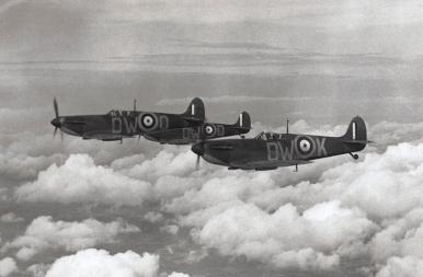 81 éve vette kezdetét a történelem legnagyobb légi háborúja - galéria