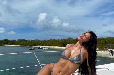 Nem tudod melyik szexi bikini állna jól neked? Nézd meg őket először a hírességeken!