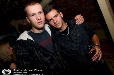 Debrecen, Pince Café & Music Club - 2010. október 16. szombat