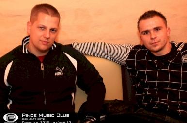 Debrecen, Pince Café & Music Club - 2010. október 23. szombat