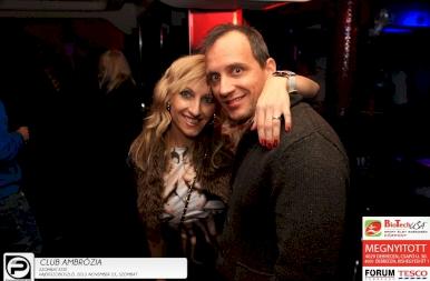 Hajdúszoboszló, Club Ambrózia- 2013. November 23., szombat este
