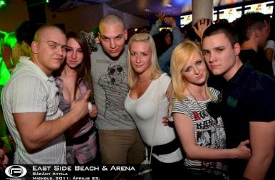 Miskolc-Tapolca, East Side Beach & Arena - 2011. április 23.