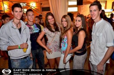 Miskolc-Tapolca, East Side Beach & Arena - 2011. augusztus 6., Szombat