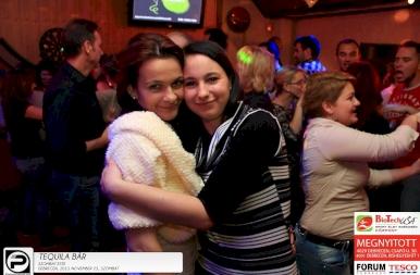 Debrecen, Tequila Bár- 2013. November 23., szombat este