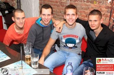 Debrecen, Club 7 - 2013. November 23., Szombat