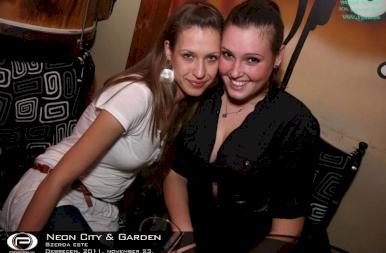 Debrecen, Neon City & Garden - 2011. november 23. Szerda